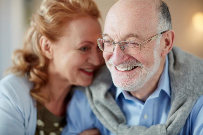 dental implants for senior couples
