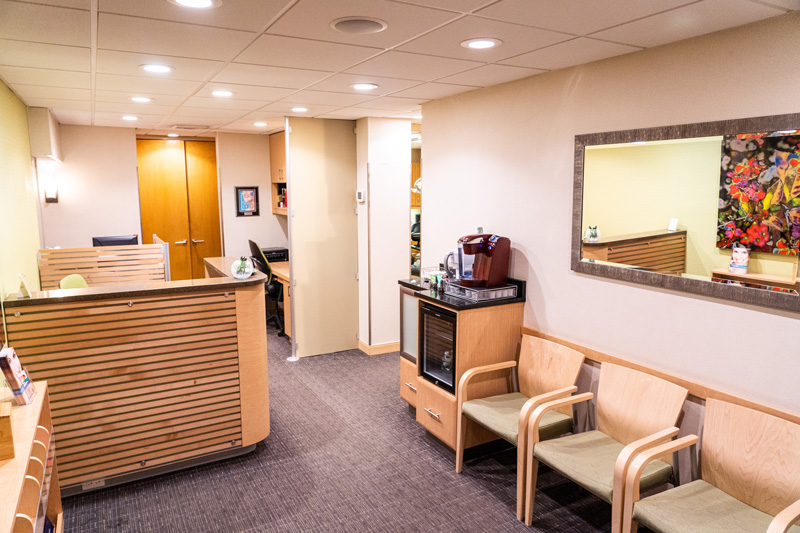 Nadler Dentistry New York front office