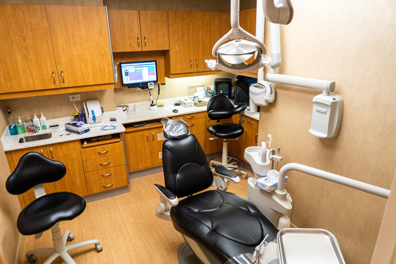 Nadler Dentistry emergency services in New York